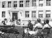 Das Jewish Hospital in München-Bogenhausen