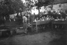 Kindergruppe im DP-Camp Leipheim. Foto: Beth Lochame Haghetaot