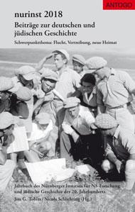 Titelbild Jahrbuch nurinst 2018
