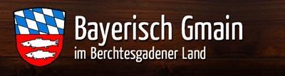 Logo Bayerisch Gmain im Berchtesgadener Land