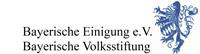 Logo Bayerische Einigung e.V. Bayerische Volksstiftung
