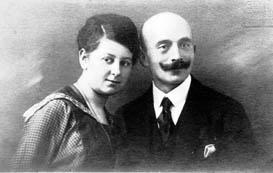 Julius und Hedwig Wertheimer